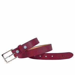 NWT Robert Graham Yates Belt OX Blood Size 38